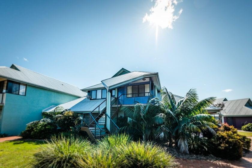 2 Bedroom UpStairs Riverside Holiday Resort
