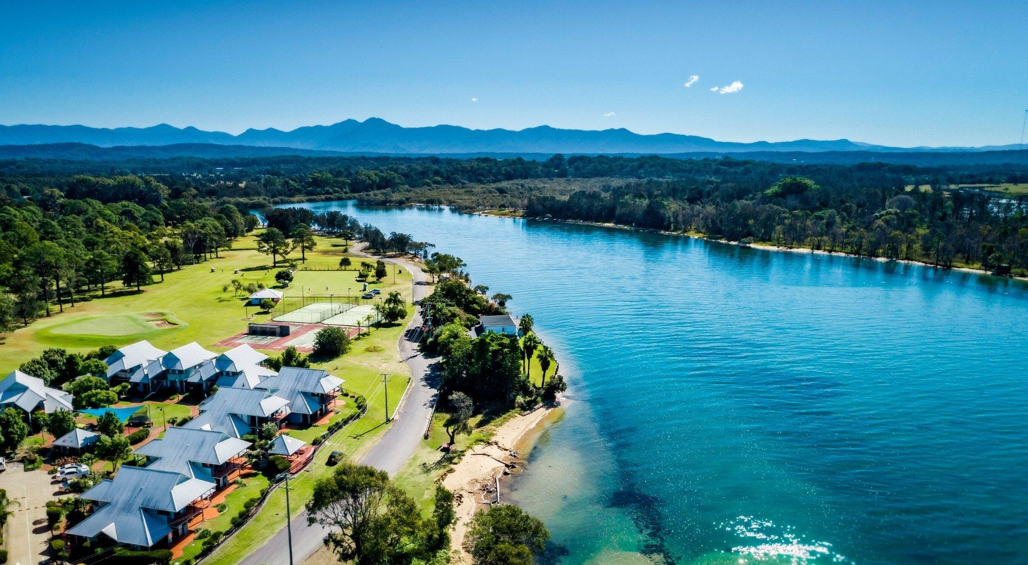 Riverside Holiday Resort, Urunga NSW-1