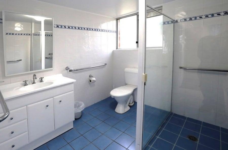 Accessible Bathroom Seaside Holiday Resort Fingal Bay Port Stephens NSW