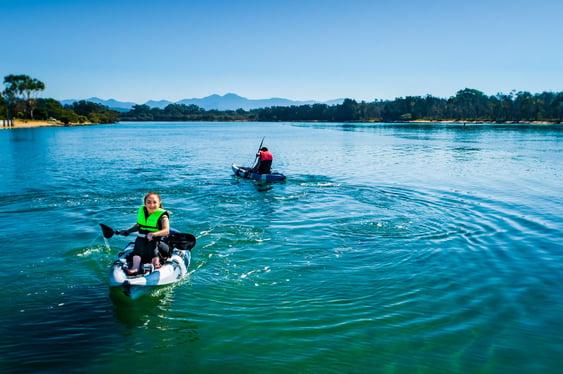 Kayak & Paddleboard Urunga