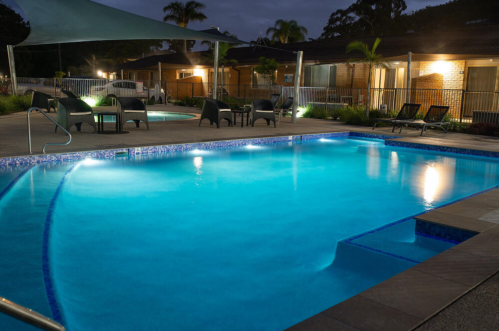 Seaside Holiday Resort Pool